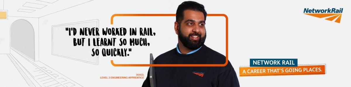 Network Rail cover