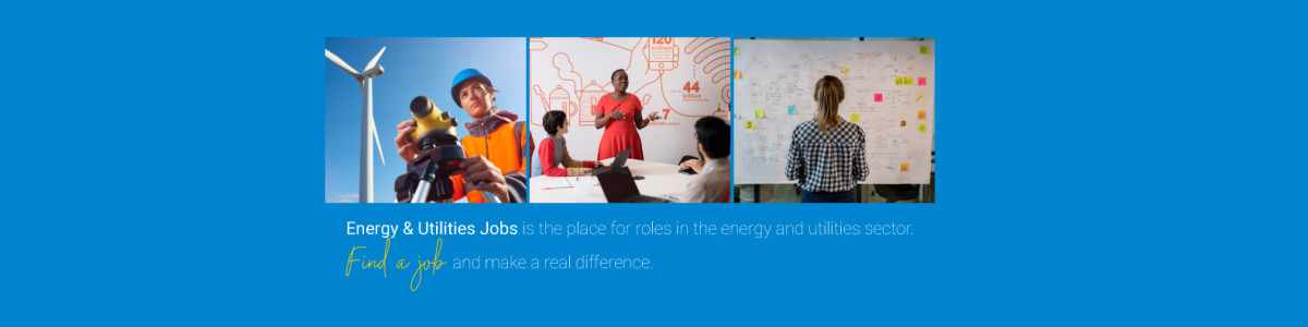Energy & Utilities Jobs cover
